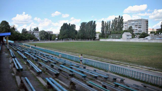 В Житомире за 23 млн грн реконструируют стадион «Спартак»