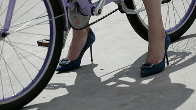 Мобильное приложение вознаграждает за велоезду и сортировку мусора