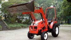 В Украине собираются запустить производство китайских тракторов