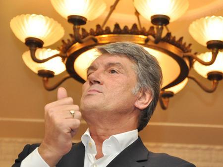 Ющенко ушел из большой политики и стал банкиром