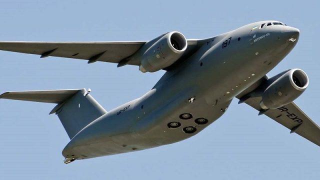 Украина и Турция договорились о совместном производстве транспортника Ан-188