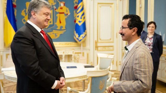 Порошенко встретился с директором