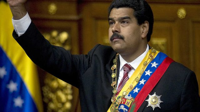 Мадуро не поедет на сессию Генассамблеи ООН