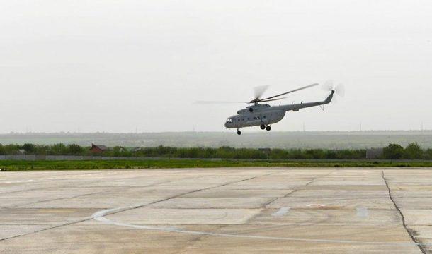 Вертолет с украинским двигателем поставил 10 мировых рекордов