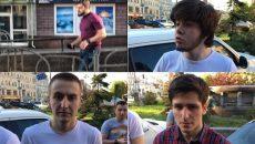 Чеченцы побили депутата Мустафу Найема