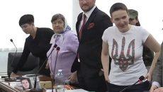 Савченко продлили арест