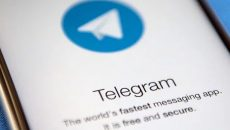 Apple блокирует обновления мессенджера Telegram в РФ