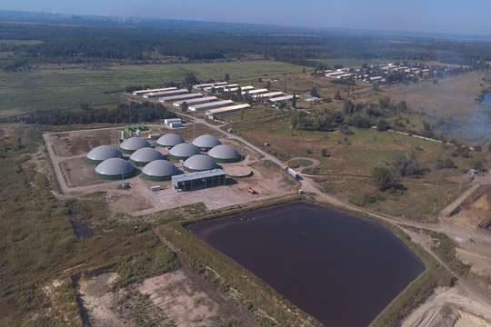Поляки задумались над строительством биогазовых станций в Украине