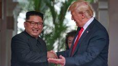 После встречи с Трампом корейский диктатор пообещал миру перемен