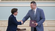 Visa зашла в Киев на рынок городских IT-услуг