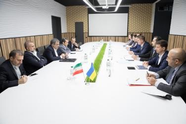 Иран хочет купить у Украины сельхозпродукции на $1,5 млрд