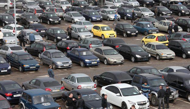 Доля рынка б/у авто выросла до 53%
