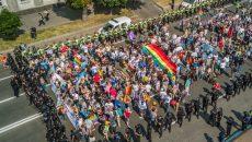 В Нацполиции отчитались о проведении Марша равенства