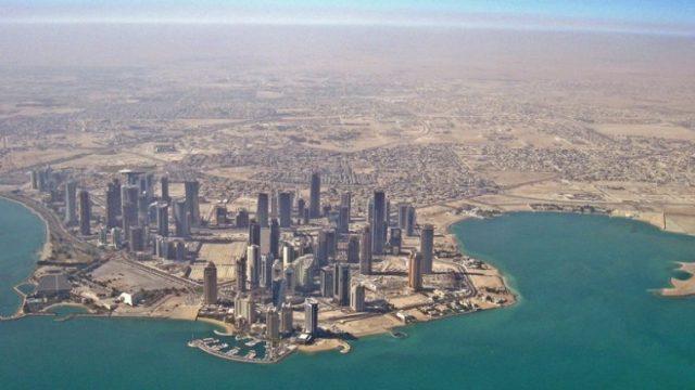 Зеленский с женой едет в Катар