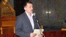 Мэр Дрогобыча поколотил активиста