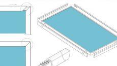 Samsung придумал съемные магнитные рамки дисплея