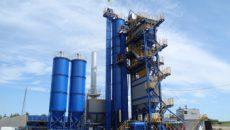 В Винницкой области СП запустило новый асфальтобетонный завод