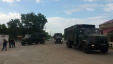 В Одесской области выборы проходят со стрельбой