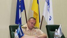 В порту «Южный» новый руководитель