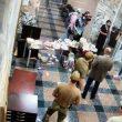 Активисты ворвались в помещение НАБУ