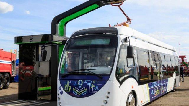 Китайцы думают над производством электробусов в Чернигове