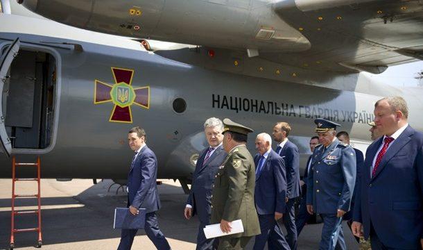 ВСУ передали отремонтированный Ан-26