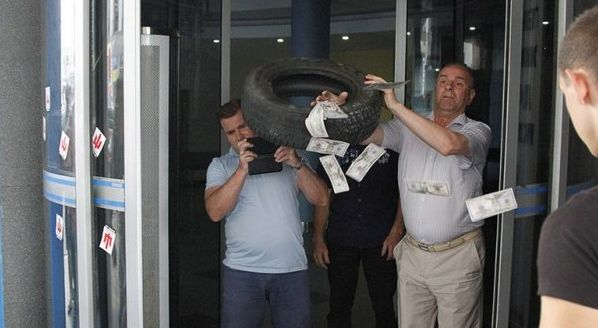 Укравтодор заявил о блокировании работы