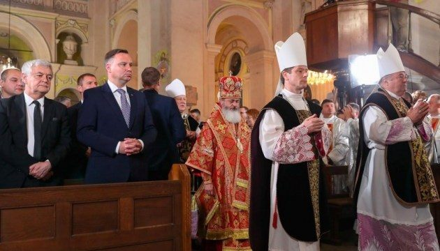Президент Польши поделился мнением об Украине с Папой Римским