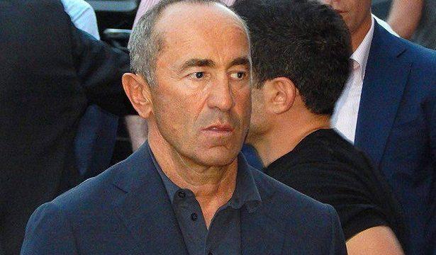 В Армении арестовали экс-президента