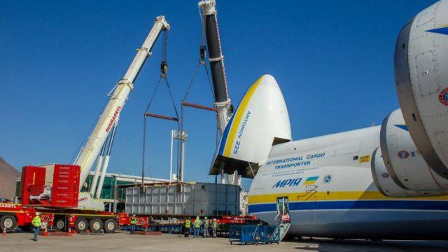 Ан-225 «Мрия» завершил рекордный проект