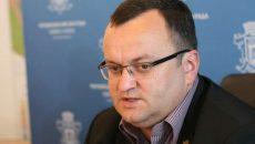 Горсовет Черновцов отправил мэра в отставку