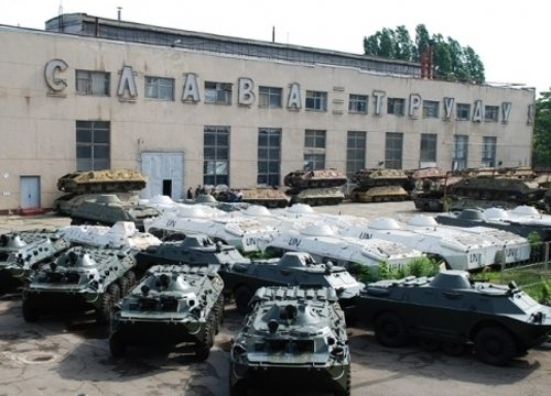 Уволен директор Николаевского бронетанкового завода