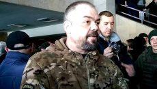 Полиция задержала убийц общественного активиста Олешко