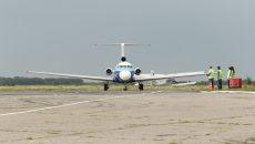 Аэропорт «Полтава» принял первый рейс