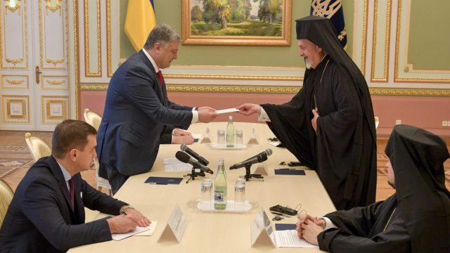 Конечная цель - даровать Украинской Церкви автокефалию, -  Вселенский Патриарх Варфоломей