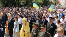 Томос об автокефалии завершит утверждение независимости Украины, - Порошенко