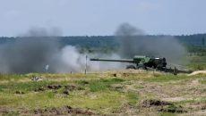 В Украине испытали новые снаряды