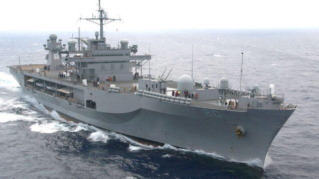 В Одессу прибудет флагман 6-го флота США