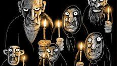 Власти Киева пугают перебоями со светом
