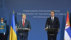 Украина расширила безвиз с Сербией