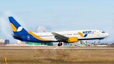 Украинские туристы вновь застряли в аэропорту
