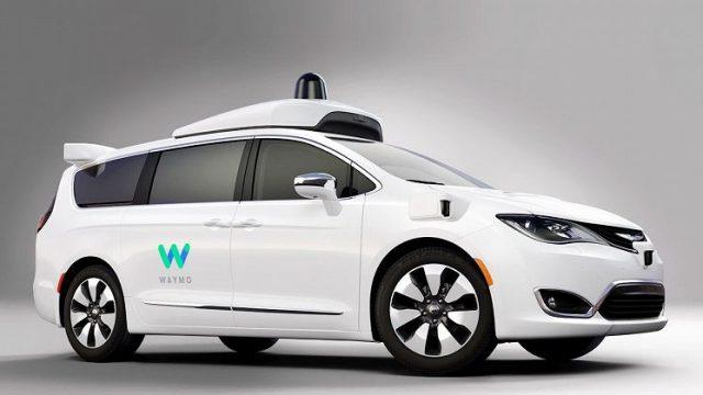 Google открыла в КНР новое подразделение беспилотных автомобилей Waymo