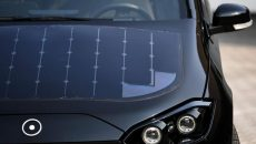 В ФРГ готовят авто на солнечных батареях