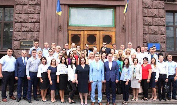 Представлен директор ГБР в Киеве