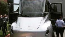 В Аризоне тестируют беспилотные грузовики