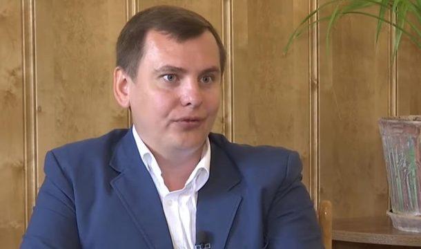 В Киев доставили «министра культуры ДНР»