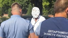 В Мелитополе на взятке попался прокурор
