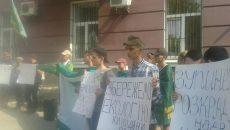 Экологи потребовали от облпрокуратуры остановить варварскую добычу песка под Киевом