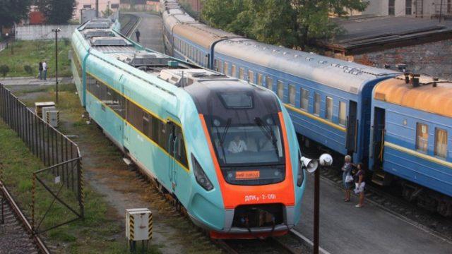 УЗ закупит дизель-поездов на 1 млрд грн