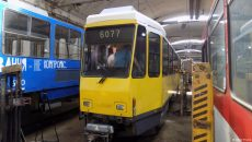 Львов оконфузился с немецкими трамваями